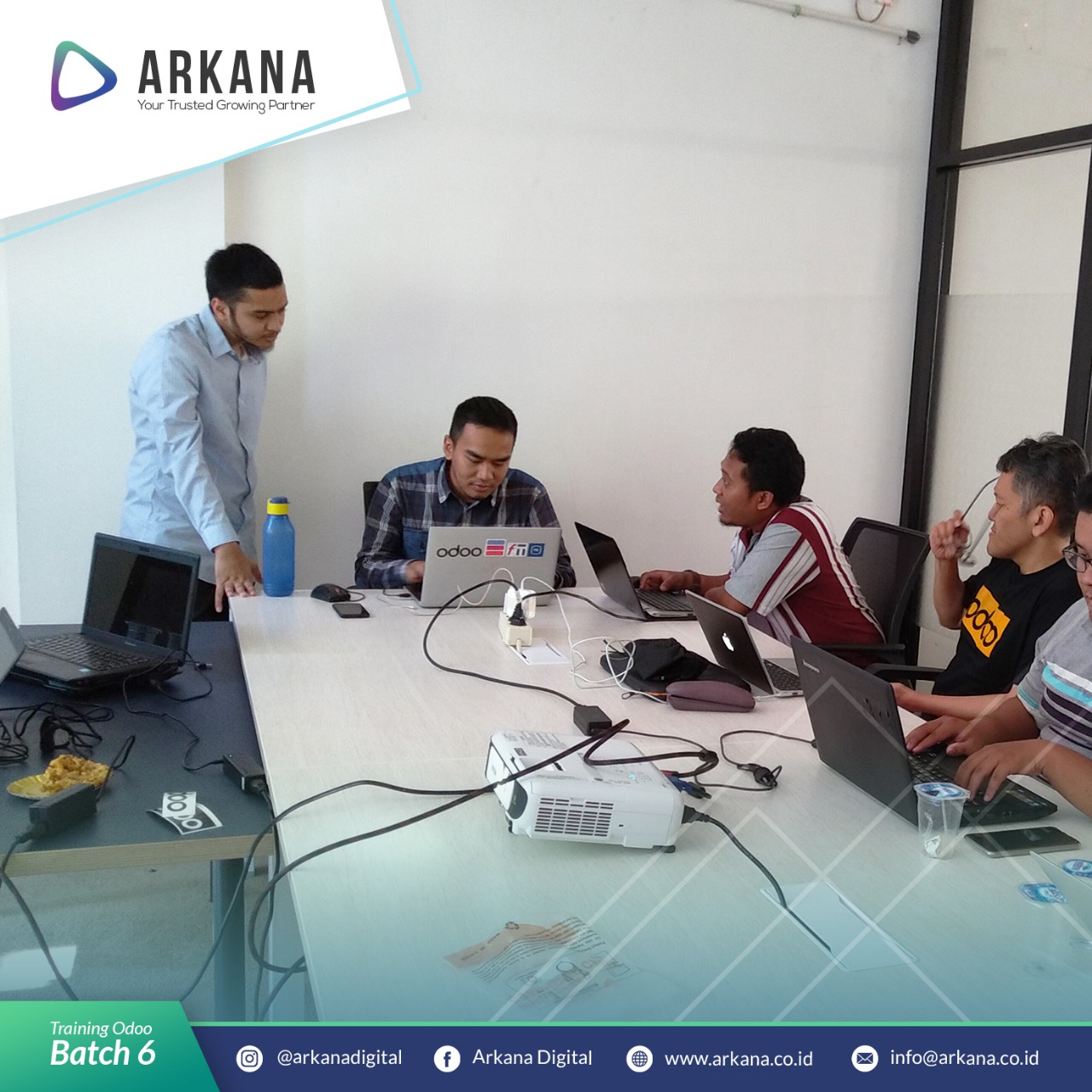 Training Odoo