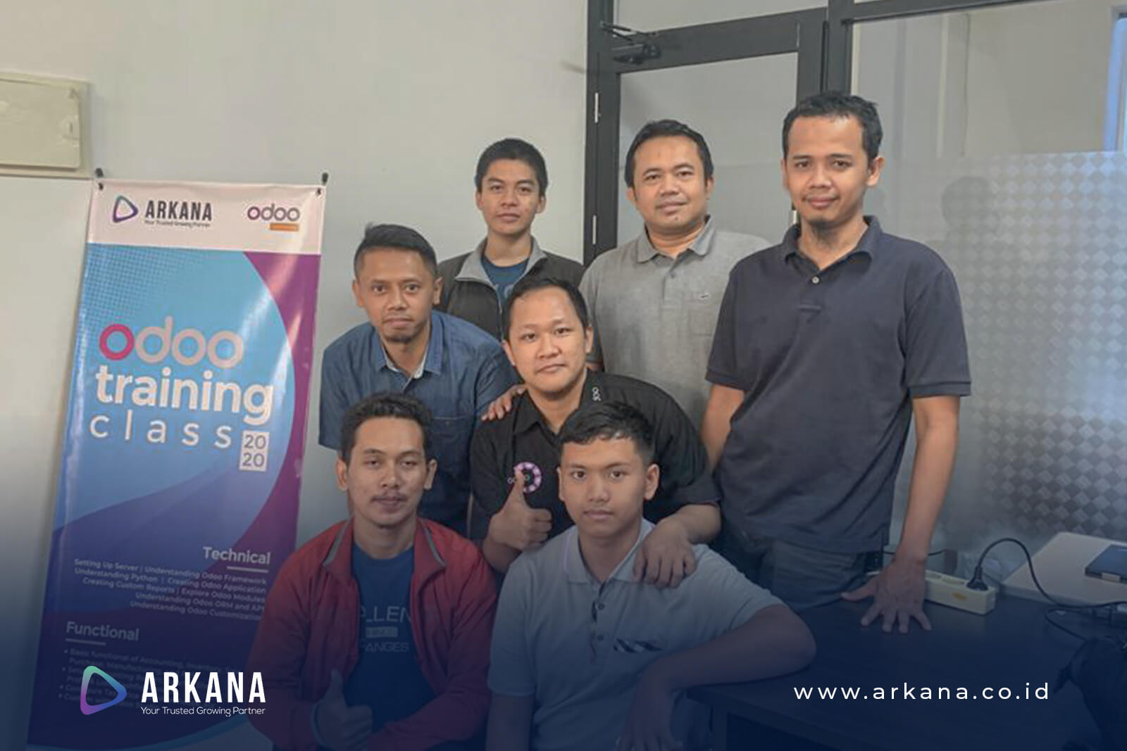 Odoo Training - Arkana